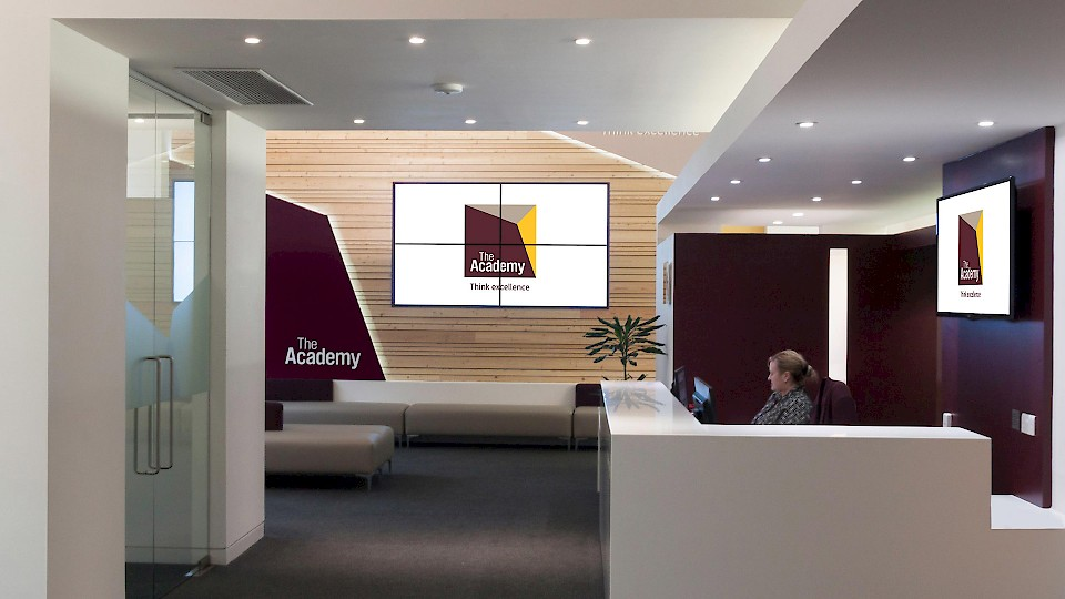 Wheatley Group - branded office space