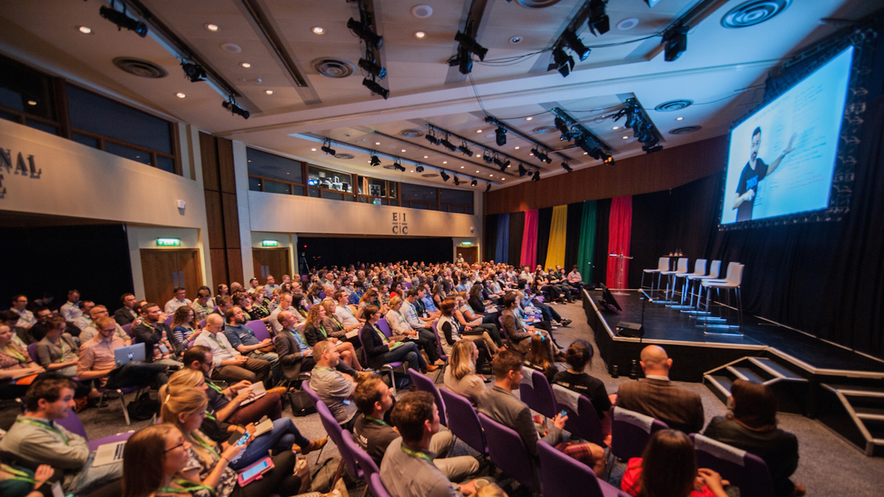 Inside Turing 2015 - The Edinburgh International Technology Festival
