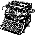 Guest Blogger avatar - typewriter