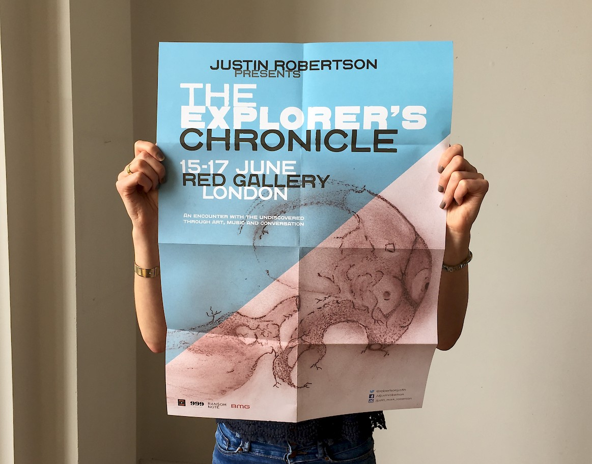Poster for Explorers Chronicle
