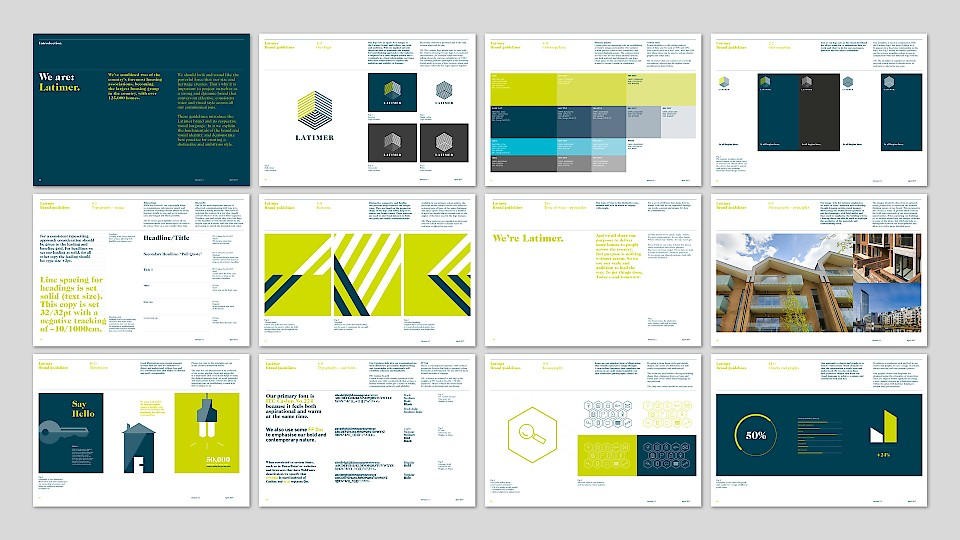 Clarion Group brand guidelines