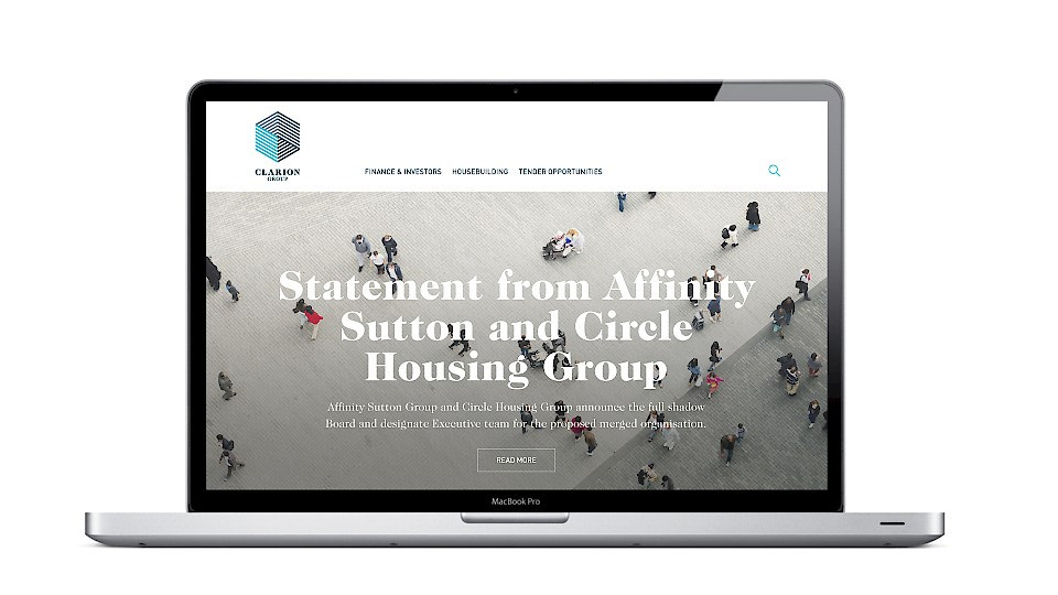 Clarion Group Website